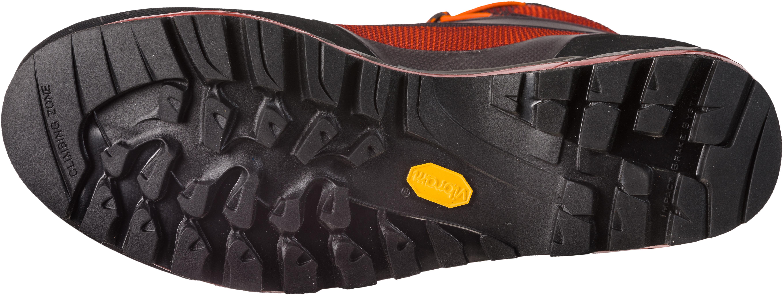 d5b63d9682b9b9 La Sportiva Trango Tech GTX - Chaussures Homme - gris/rouge sur CAMPZ !